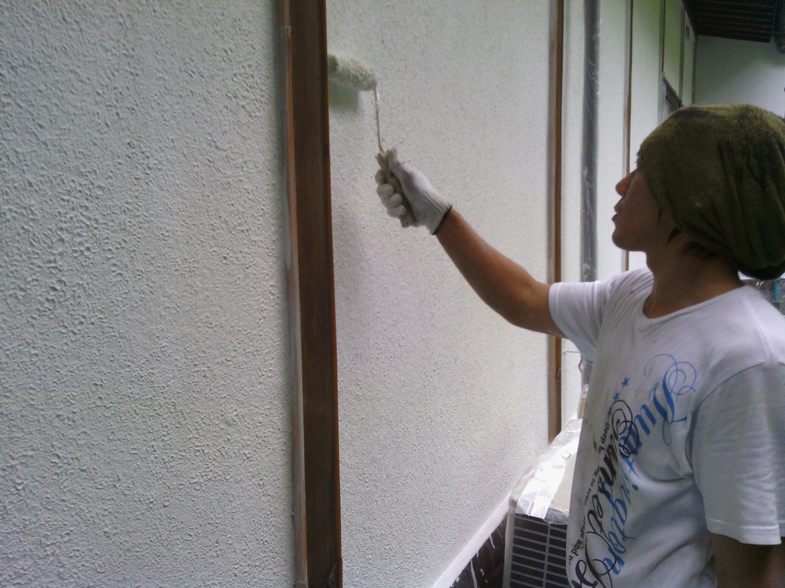 0730 1階外壁下塗り2