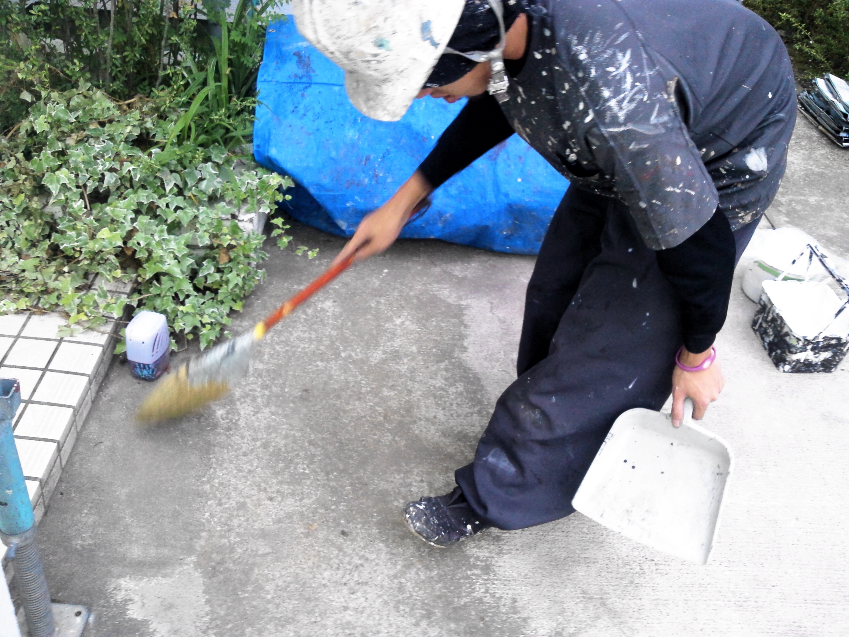 130628清掃